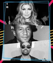 Fergie, Q-Tip & GoonRock