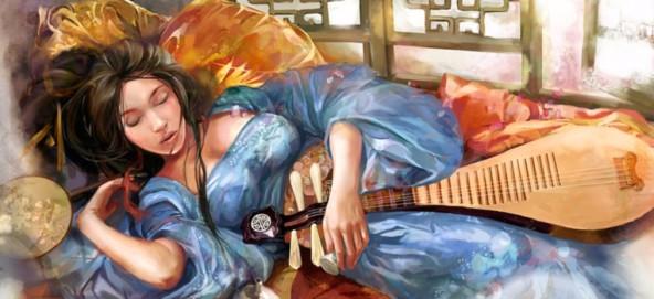 Музыкальная подборка: Музыка перед сном pt.2