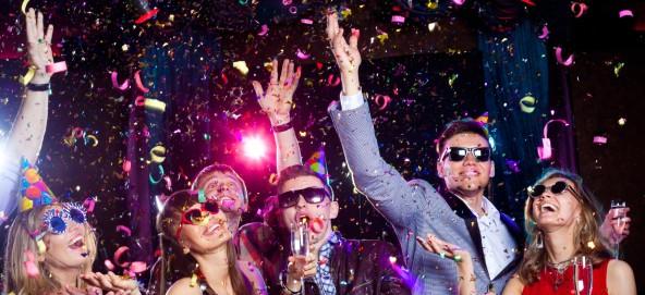 Музыкальная подборка: Клубная музыка на Новый год 2015