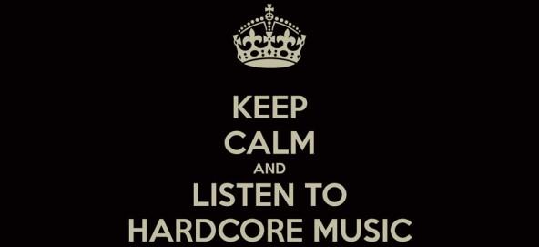 Музыкальная подборка: 1000% Hardcore
