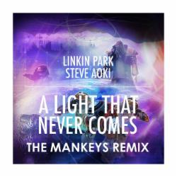 Обложка linkin park feat steve aoki a light that never comes